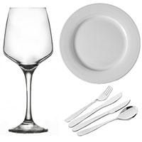 Πιάτα – Ποτήρια – Σερβίτσια