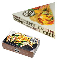 Κουτιά Κρέπας Club Sandwich